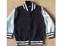 Next Boys Full Zip Jumper 2 - 3 Years - Brand New Without Tag