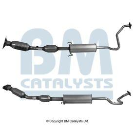 BM Catalysts Catalytic Converter For TOYOTA PRIUS 1.5i 16v 1NZ-FXE 2003-2009