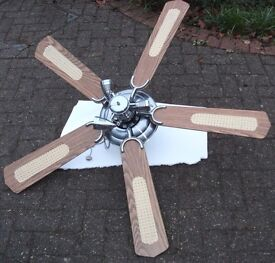 52 INCH CEILING FAN WITH LIGHTS