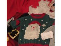Christmas Jumper Size 12-18 Months