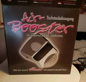 Air Booster Dust Extractor