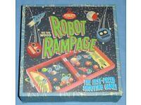 'Robot Rampage' Game (new)