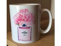 Beautiful Chanel Inspired Mug
