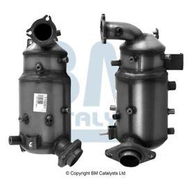 BM Catalysts Catalytic Converter For TOYOTA AVENSIS 2.2D-4D Turbo 2AD-FHV 05-08