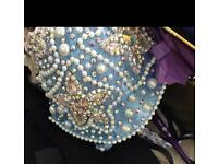 Crystal competing/show bikini