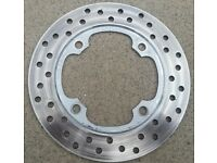 HONDA FIREBLADE REAR BRAKE DISC, WILL FIT CB / CBR600 / VTR1000 ETC