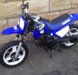 Yamaha pw 50 not ktm not Suzuki quad