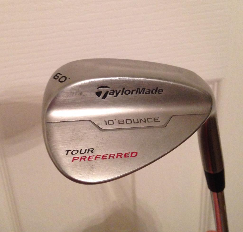 Taylormade wedge