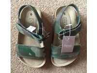 BNWT Next Boy Combat Sandal - Infant Size 6