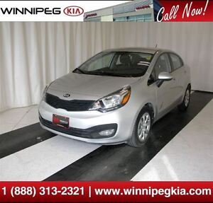 2013 Kia Rio LX+ *Local Trade! Heated Front Seats & More!*