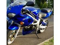 SUZUKI SV650S. Motorcycle.