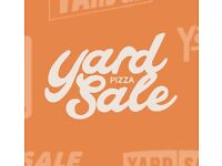 Assistant Manager - Yard Sale Pizza - up to £27K