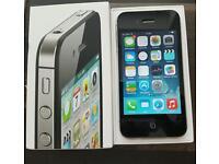 Iphone 4s 32gb black unlocked
