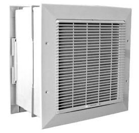 Vent Axia TX12WL T-Series 12 inch Flush Wall Fan Extractor + Shutters W164510