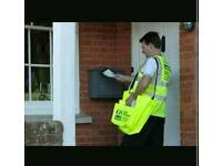 Leaflet distribution - Stirling