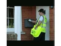 Leaflet distribution - Stirling