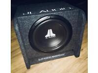 JL Audio sub & Amplifier