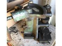 Frank Whitelegg manual wire bending machine