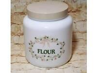 Eternal beau flour container