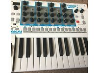 AKAI Timbre Wolf (polyphonic 4-voice analog synth)