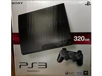 PlayStation 3 Console Boxed 320GB