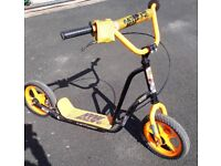 Action man scooter suitable from 5 upwards