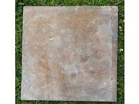 50 Chinese Slate tiles (30cm x 30cm)