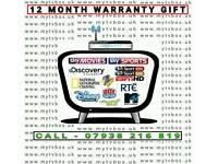 12 MONTH GIFT GLITCH FREE OPENBOX VU ZGEMMA LIBERTON BLADE SPIDER SPORTS MOVIES FREE TV F3 F5 V8S