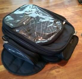 Universal motorcycle tank bag/case/luggage/box.