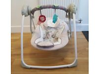 Baby Swing for Sale - Excellent Condition!!!! Hardly ever used!!