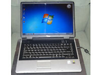 "Fujitsu Amilo pi1505 15.4"" widescreen Dual Core T2050 1.60GHz laptop"