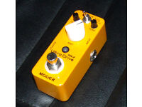 Mooer Utra Drive Distortion Pedal