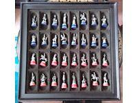 Chess Set, Battle Of Waterloo