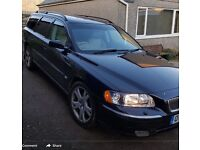 Volvo v70 d5 7 seater diesel estate