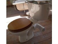 Toilet, Armitage Shanks