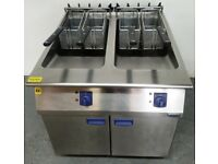 HiBi Now! Pay over 4 Months, USED ELECTROLUX TWIN PAN ELECTRIC FRYER, With Warranty!