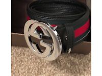 Gucci Belt boxed and new