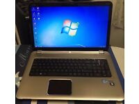 "Gaming HP Pavilion dv7 17.3"" - Core i7 2670QM , 8 GB RAM , 1 TB HDD, Radeon HD 6490M"