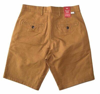 levi s men s straight chino shorts