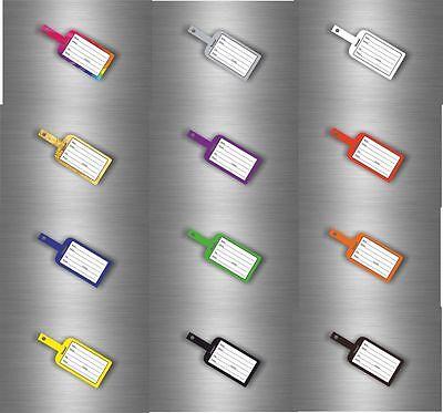 Sticker adesivi adesivo viaggiare valigia etichette ID badge nome indirizzo