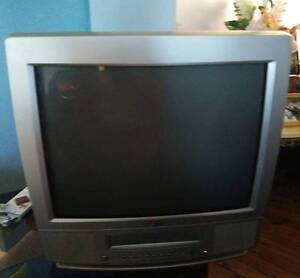 Lg Tv And Video Player Combo For Sale Parramatta Area Preview