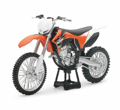 NEWRAY 1:12 Scale KTM 350 SX-F 2011 Dirt Bike DIE CAST TOY MODEL 44093