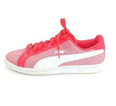PUMA Vikky v2 Pink Glitz AC Woman's Sneakers PS Size 7