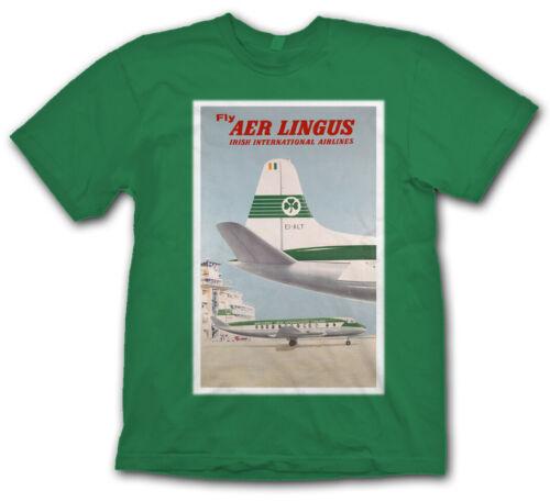 Aer Lingus T-Shirt Size XXL.