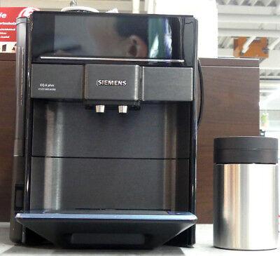 Siemens Kaffeevollautomat TE 657 F 09 DE  Neu!!!