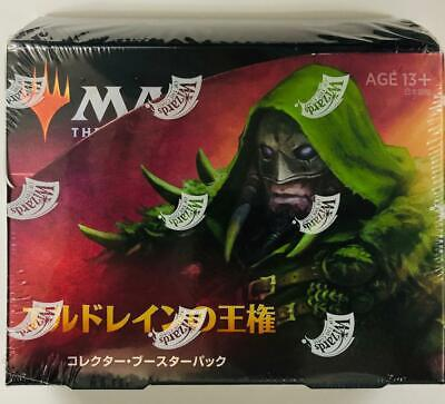 MTG Throne of Eldraine Collector Booster Box (total:12 pack) Japanese ver.