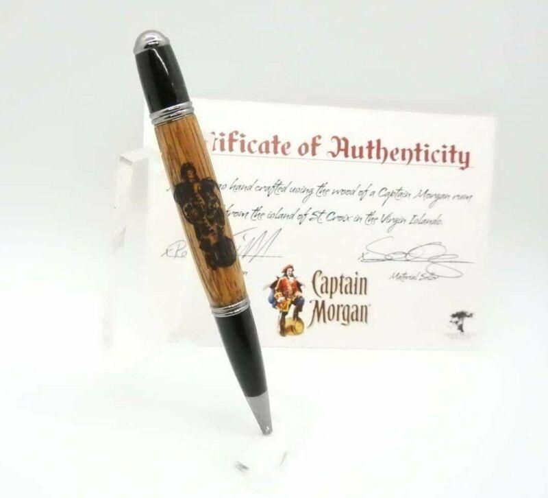 Captain Morgan Rum Barrel Pen