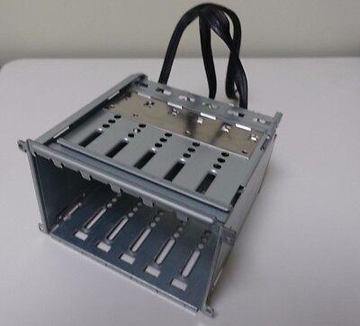 HP ProLiant 511784-001 Hard Drive Cage & Backplane ML350G6 511787-001 507070-001