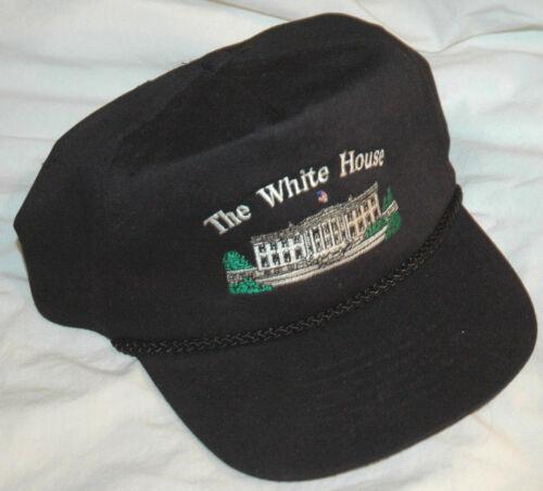 Vtg THE WHITE HOUSE SNAPBACK HAT Rare POTUS President Of The United States U.S