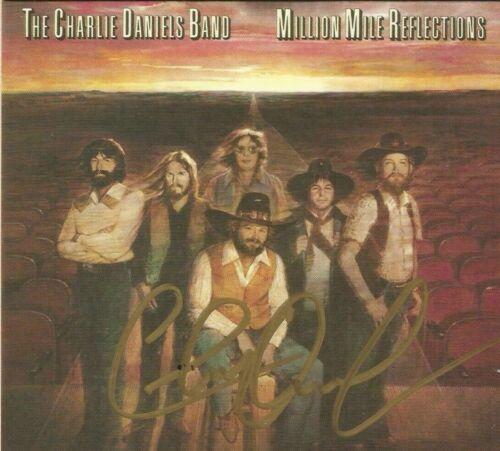 Charlie Daniels Band Million Mile Reflections CD